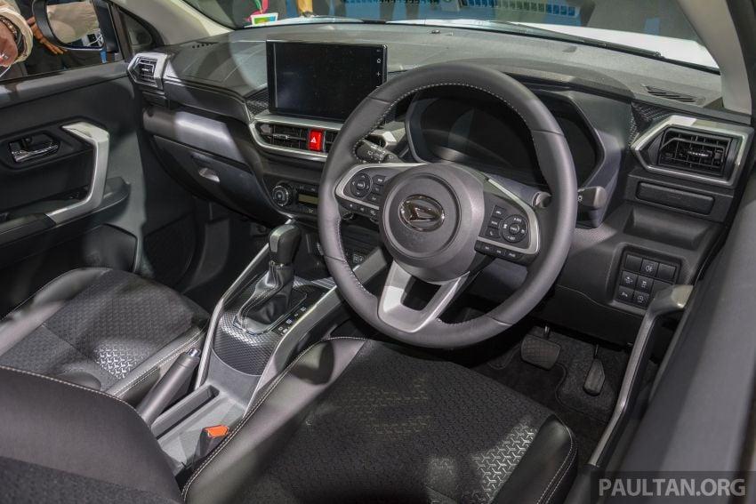 2019 - [Toyota] Raize Daihatsu-new-compact-SUV-TMS-2019-42-850x567