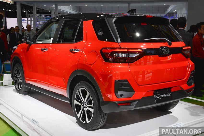 Tokyo 2019: Daihatsu tayang SUV kompak baharu – imej awal bagi SUV segmen-B D55L Perodua? Image #1034543