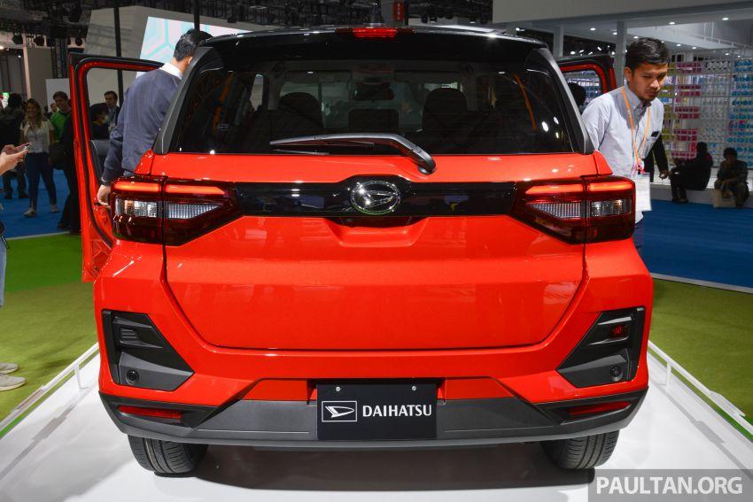 2019 - [Toyota] Raize Daihatsu-new-compact-SUV-TMS-2019-7-850x567