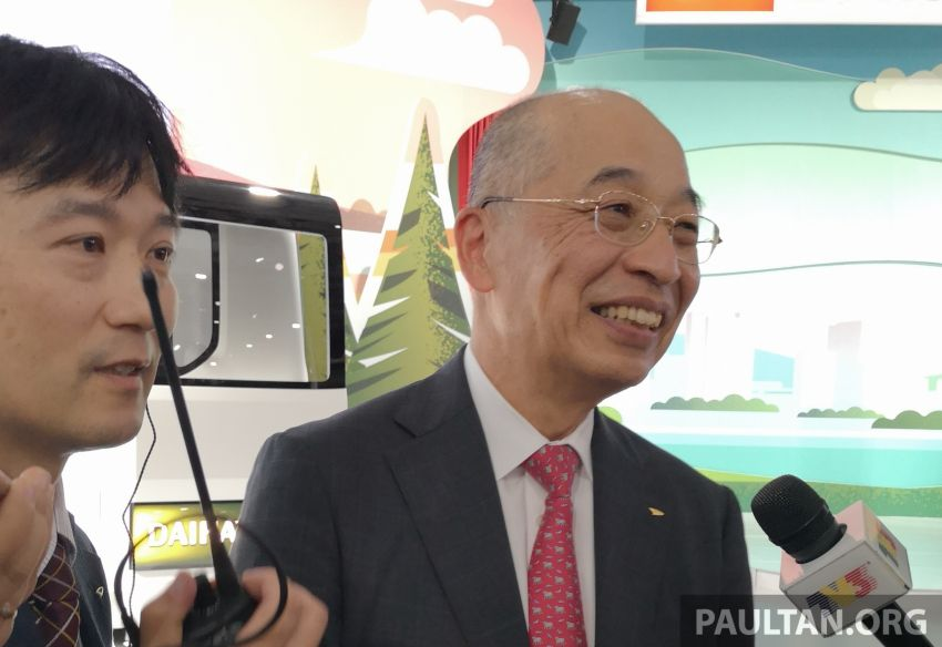 Daihatsu confirms its involvement with DreamEdge in development of Malaysia's new national car project Image #1034361