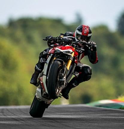 Ducati Streetfighter V4 – 208 hp, 123 Nm tork, 178 kg Image #1036488