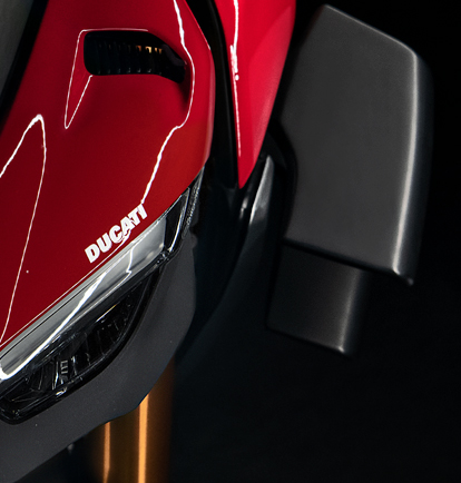 Ducati Streetfighter V4 – 208 hp, 123 Nm tork, 178 kg Image #1036487