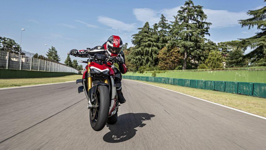 Ducati Streetfighter V4 – 208 hp, 123 Nm tork, 178 kg Image #1036484