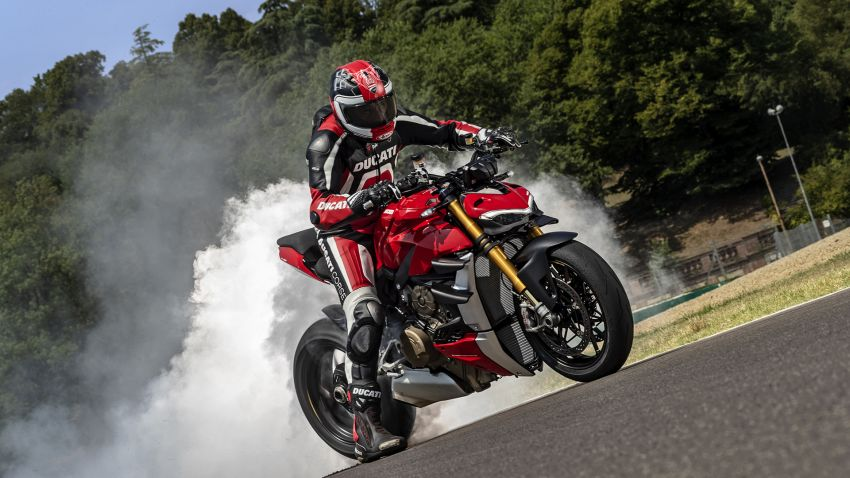 Ducati Streetfighter V4 – 208 hp, 123 Nm tork, 178 kg Image #1036483