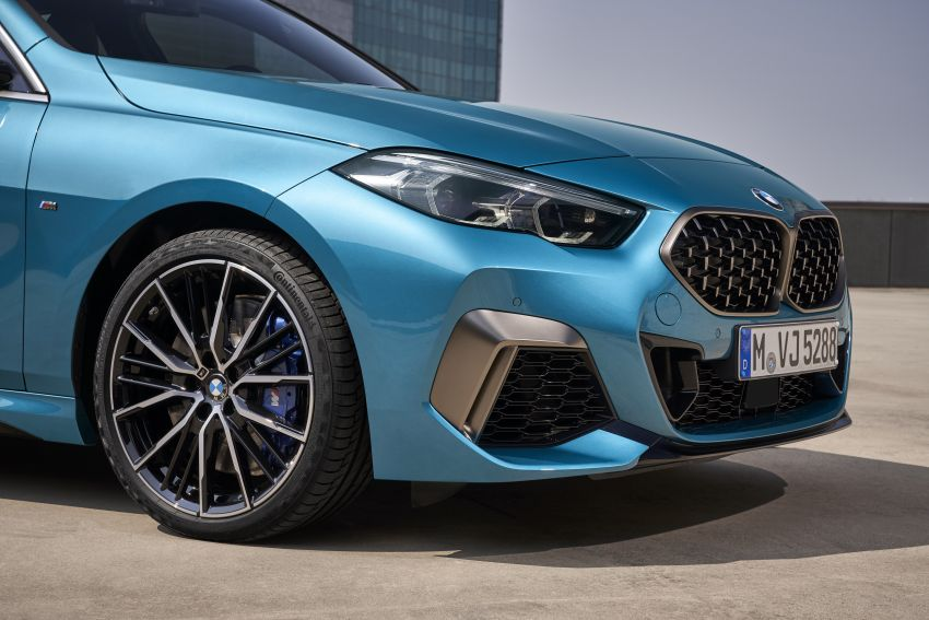 F44 BMW 2 Series Gran Coupé debuts – FWD four-door coupé is Munich's answer to Mercedes CLA Image #1030862