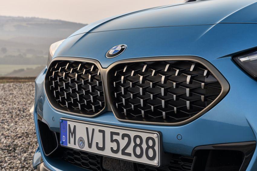 F44 BMW 2 Series Gran Coupé debuts – FWD four-door coupé is Munich's answer to Mercedes CLA Image #1030868