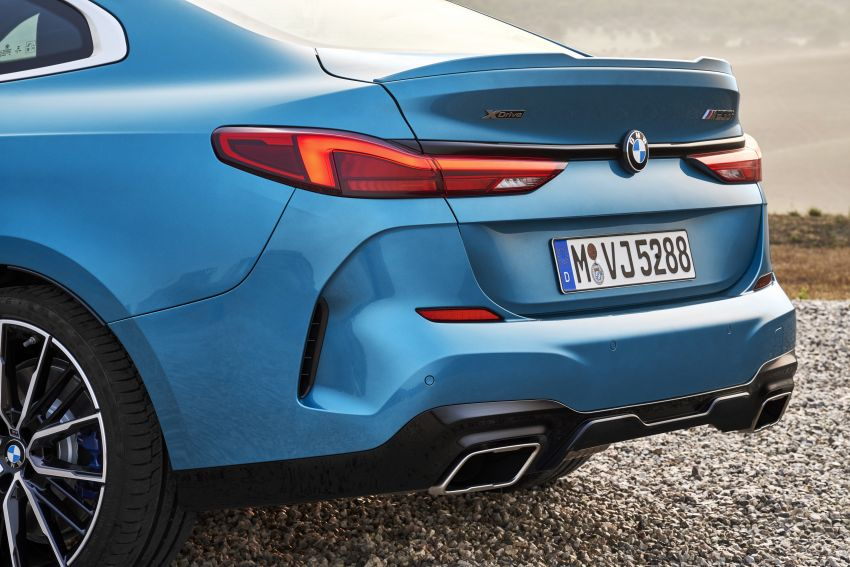 F44 BMW 2 Series Gran Coupé debuts – FWD four-door coupé is Munich's answer to Mercedes CLA Image #1030870