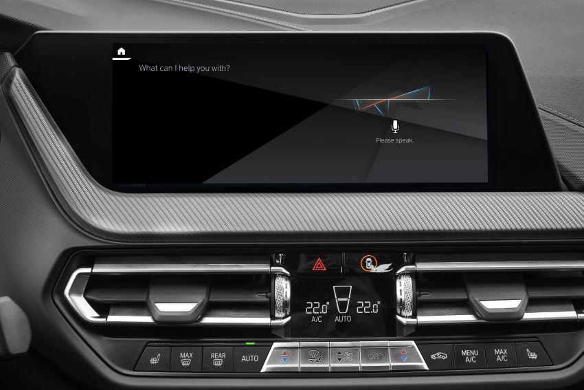 F44 BMW 2 Series Gran Coupé debuts – FWD four-door coupé is Munich's answer to Mercedes CLA Image #1030876