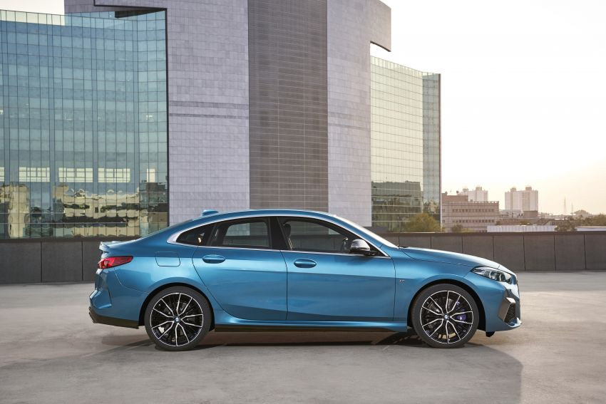 F44 BMW 2 Series Gran Coupé debuts – FWD four-door coupé is Munich's answer to Mercedes CLA Image #1030892