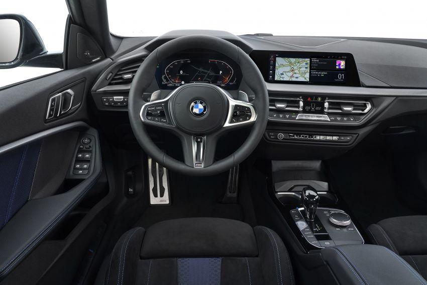 F44 BMW 2 Series Gran Coupé debuts – FWD four-door coupé is Munich's answer to Mercedes CLA Image #1030925