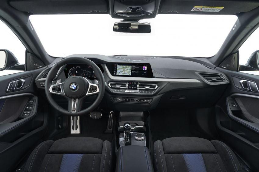 F44 BMW 2 Series Gran Coupé debuts – FWD four-door coupé is Munich's answer to Mercedes CLA Image #1030927