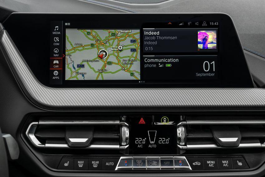 F44 BMW 2 Series Gran Coupé debuts – FWD four-door coupé is Munich's answer to Mercedes CLA Image #1030929