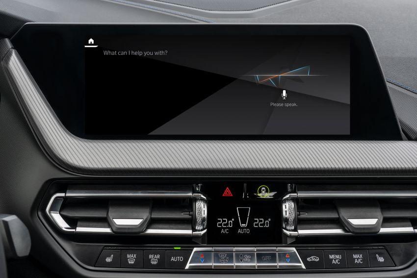 F44 BMW 2 Series Gran Coupé debuts – FWD four-door coupé is Munich's answer to Mercedes CLA Image #1030930
