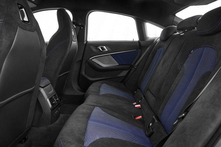 F44 BMW 2 Series Gran Coupé debuts – FWD four-door coupé is Munich's answer to Mercedes CLA Image #1030931
