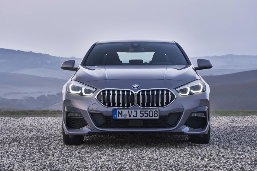 F44 BMW 2 Series Gran Coupé debuts – FWD four-door coupé is Munich's answer to Mercedes CLA Image #1030932