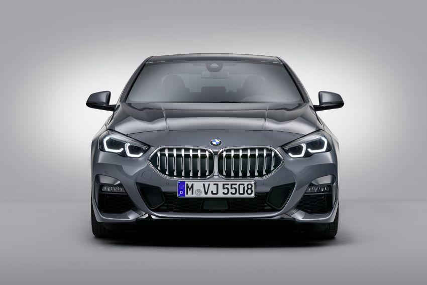 F44 BMW 2 Series Gran Coupé debuts – FWD four-door coupé is Munich's answer to Mercedes CLA Image #1030982