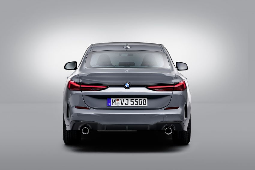 F44 BMW 2 Series Gran Coupé debuts – FWD four-door coupé is Munich's answer to Mercedes CLA Image #1030983
