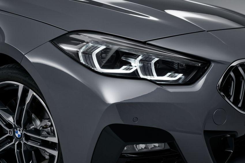 F44 BMW 2 Series Gran Coupé debuts – FWD four-door coupé is Munich's answer to Mercedes CLA Image #1030985