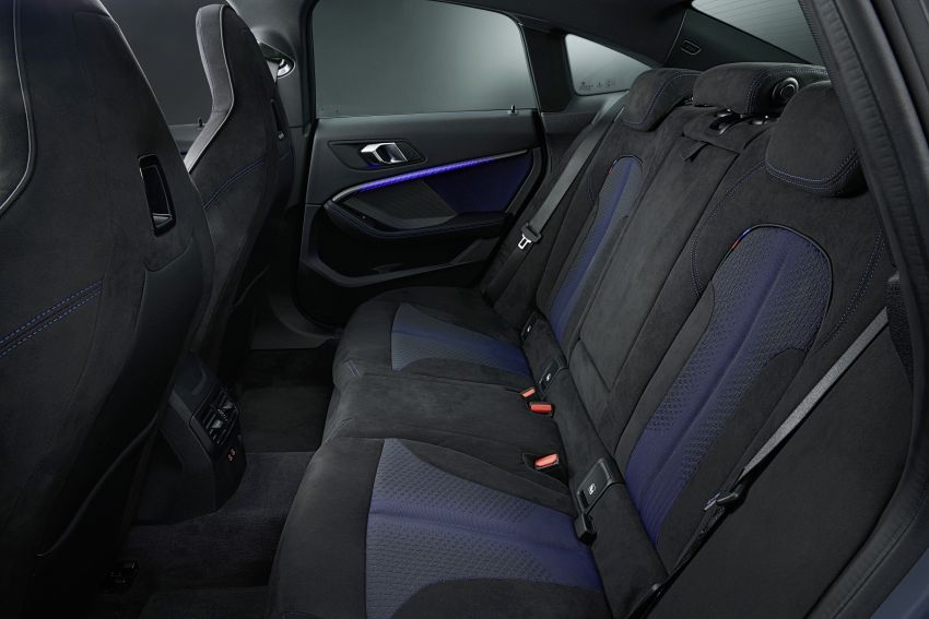 F44 BMW 2 Series Gran Coupé debuts – FWD four-door coupé is Munich's answer to Mercedes CLA Image #1030993