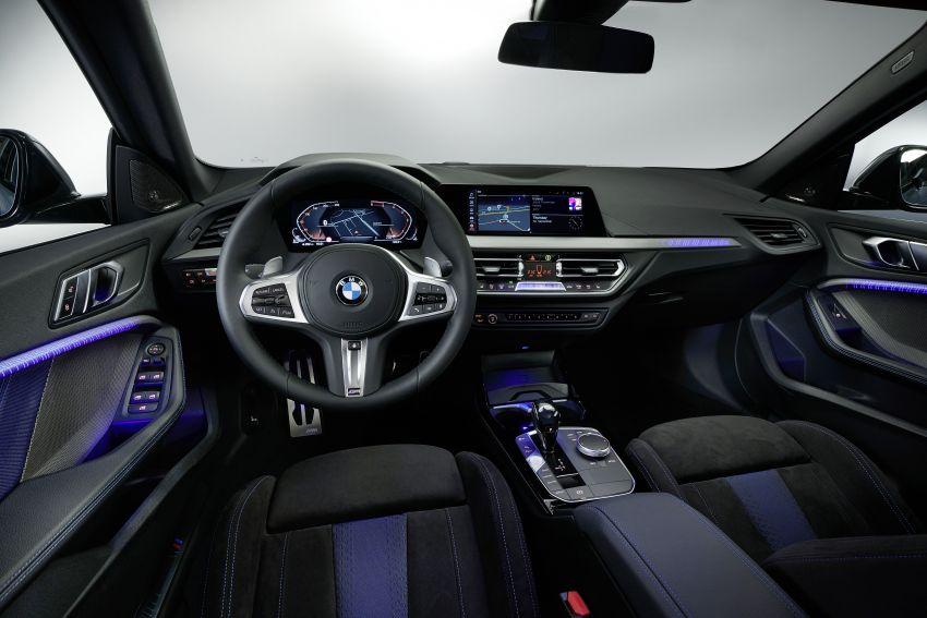 F44 BMW 2 Series Gran Coupé debuts – FWD four-door coupé is Munich's answer to Mercedes CLA Image #1030995