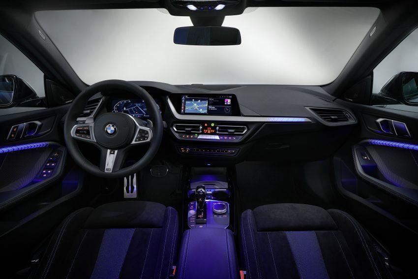 F44 BMW 2 Series Gran Coupé debuts – FWD four-door coupé is Munich's answer to Mercedes CLA Image #1030996