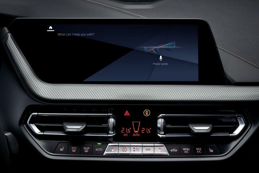 F44 BMW 2 Series Gran Coupé debuts – FWD four-door coupé is Munich's answer to Mercedes CLA Image #1031000