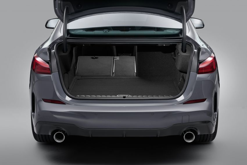 F44 BMW 2 Series Gran Coupé debuts – FWD four-door coupé is Munich's answer to Mercedes CLA Image #1031002