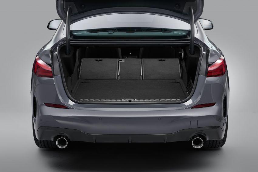 F44 BMW 2 Series Gran Coupé debuts – FWD four-door coupé is Munich's answer to Mercedes CLA Image #1031003