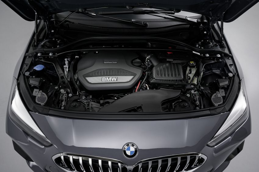 F44 BMW 2 Series Gran Coupé debuts – FWD four-door coupé is Munich's answer to Mercedes CLA Image #1031004