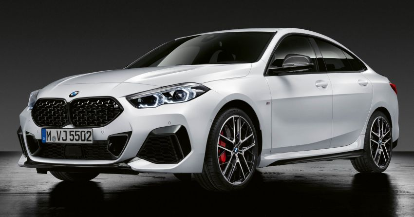 BMW 2 Series Gran Coupe F44 M Performance Parts Image #1032001