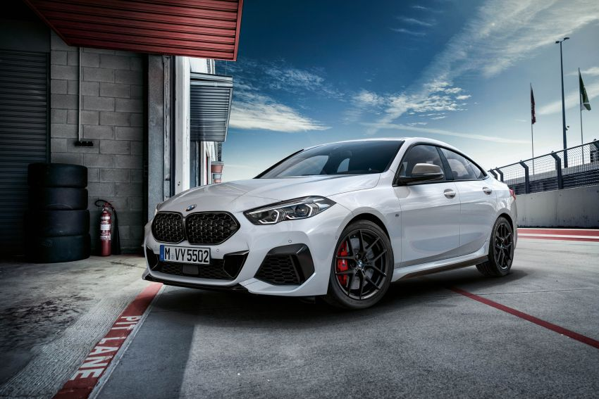 BMW 2 Series Gran Coupe F44 M Performance Parts Image #1031992