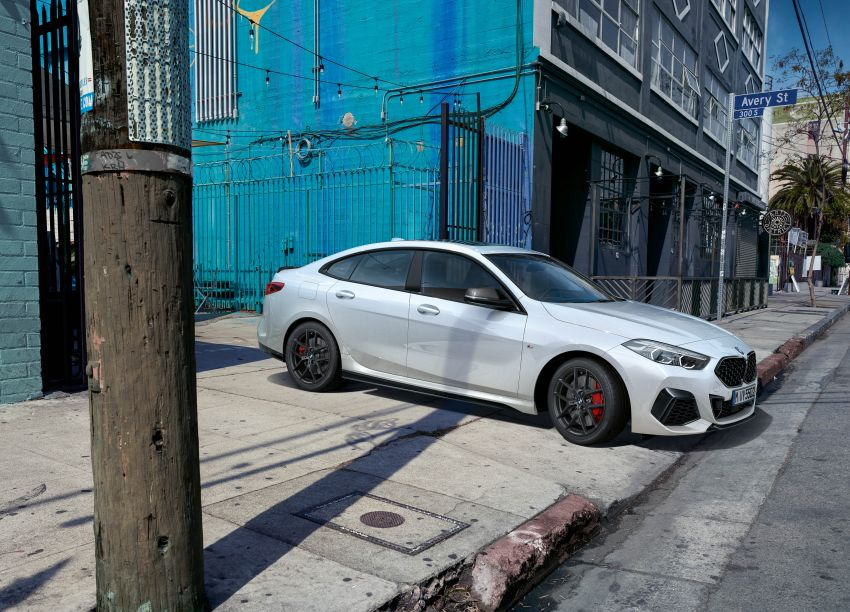 BMW 2 Series Gran Coupe F44 M Performance Parts Image #1031990