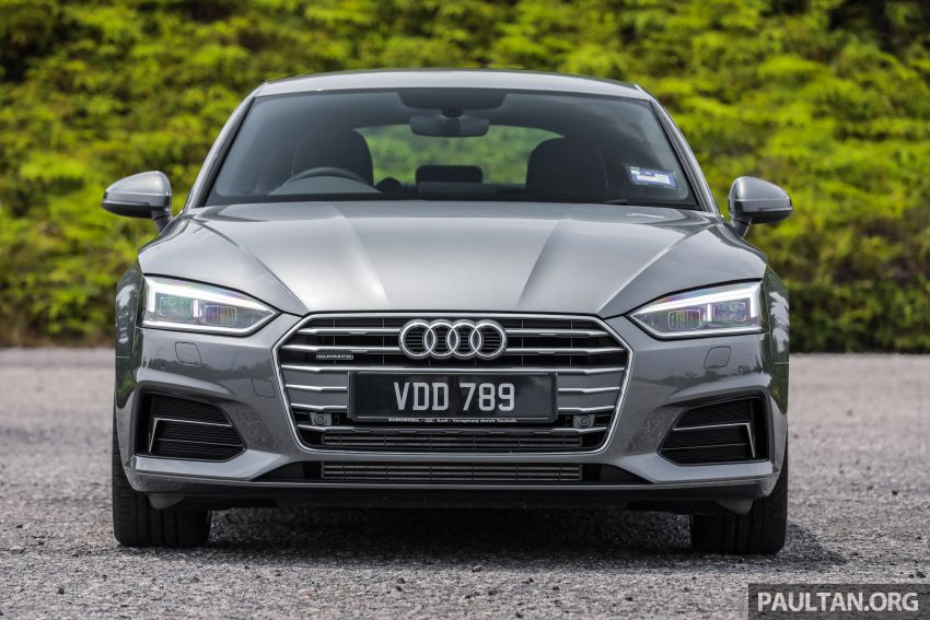 VIDEO REVIEW: 2019 Audi A5 Sportback in Malaysia Image #1036213
