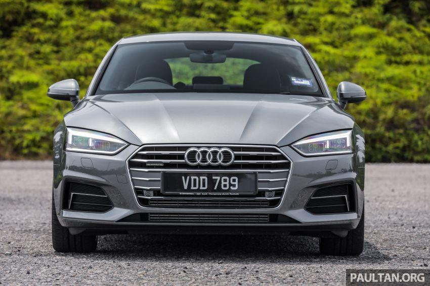 FIRST DRIVE: 2019 F5 Audi A5 Sportback in Malaysia Image #1036213