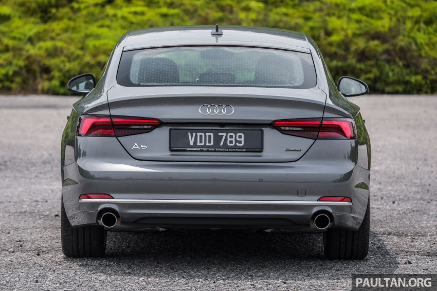 VIDEO REVIEW: 2019 Audi A5 Sportback in Malaysia Image #1036214