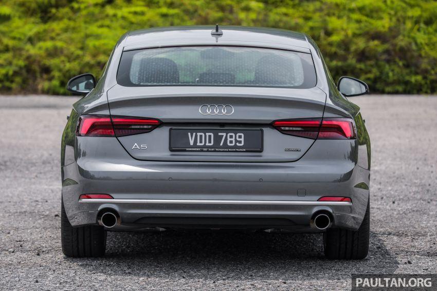 FIRST DRIVE: 2019 F5 Audi A5 Sportback in Malaysia Image #1036214