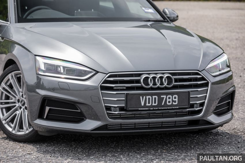 VIDEO REVIEW: 2019 Audi A5 Sportback in Malaysia Image #1036216