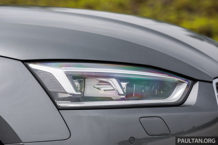 FIRST DRIVE: 2019 F5 Audi A5 Sportback in Malaysia Image #1036218