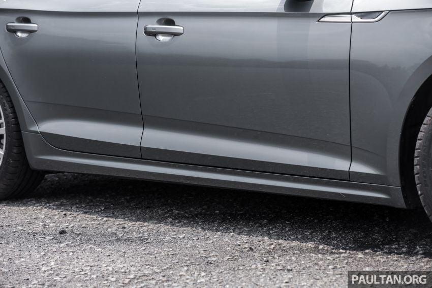 FIRST DRIVE: 2019 F5 Audi A5 Sportback in Malaysia Image #1036225