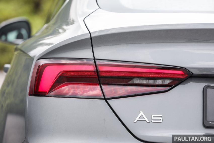 FIRST DRIVE: 2019 F5 Audi A5 Sportback in Malaysia Image #1036229