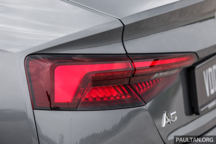 VIDEO REVIEW: 2019 Audi A5 Sportback in Malaysia Image #1036230