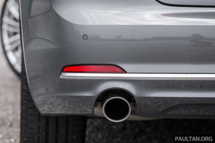 FIRST DRIVE: 2019 F5 Audi A5 Sportback in Malaysia Image #1036231