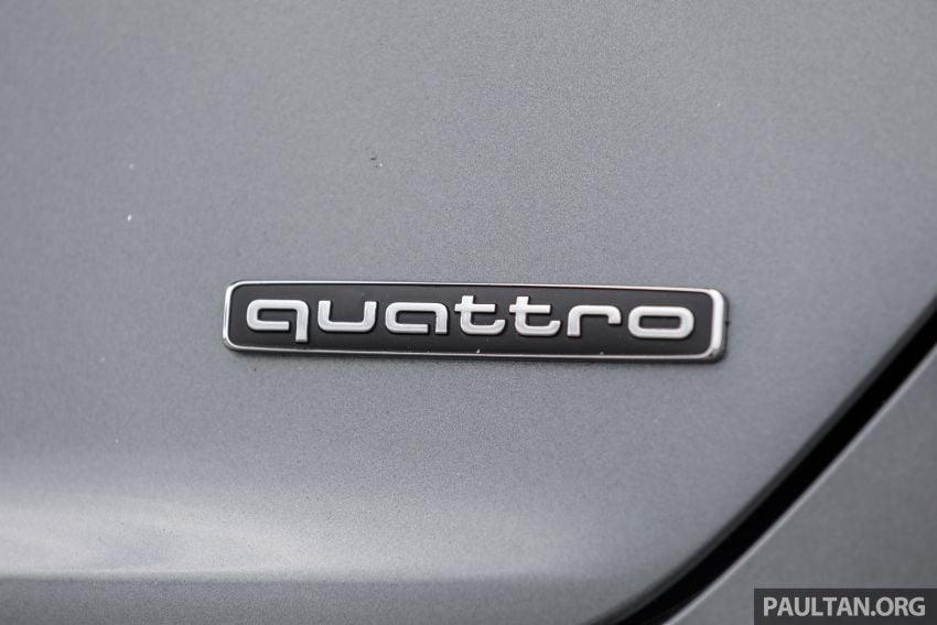 FIRST DRIVE: 2019 F5 Audi A5 Sportback in Malaysia Image #1036236