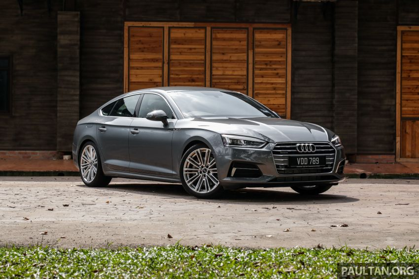 VIDEO REVIEW: 2019 Audi A5 Sportback in Malaysia Image #1036243