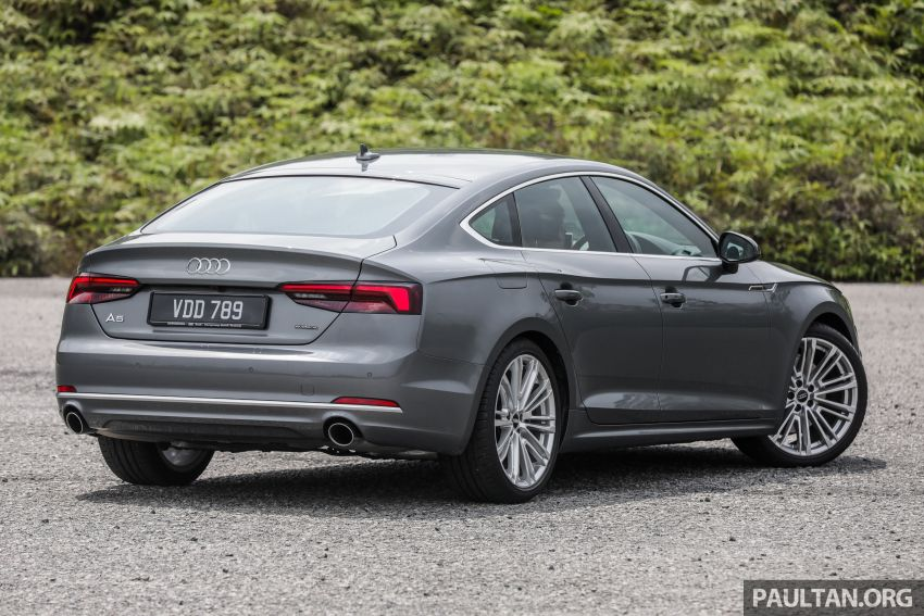VIDEO REVIEW: 2019 Audi A5 Sportback in Malaysia Image #1036206