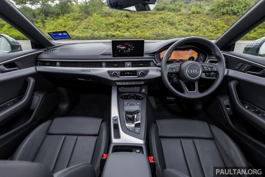 FIRST DRIVE: 2019 F5 Audi A5 Sportback in Malaysia Image #1036244