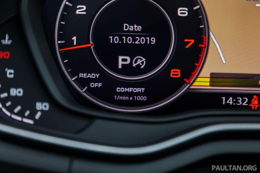 FIRST DRIVE: 2019 F5 Audi A5 Sportback in Malaysia Image #1036257