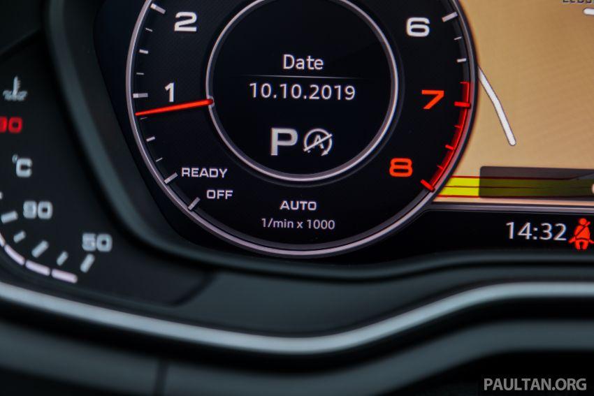 FIRST DRIVE: 2019 F5 Audi A5 Sportback in Malaysia Image #1036258