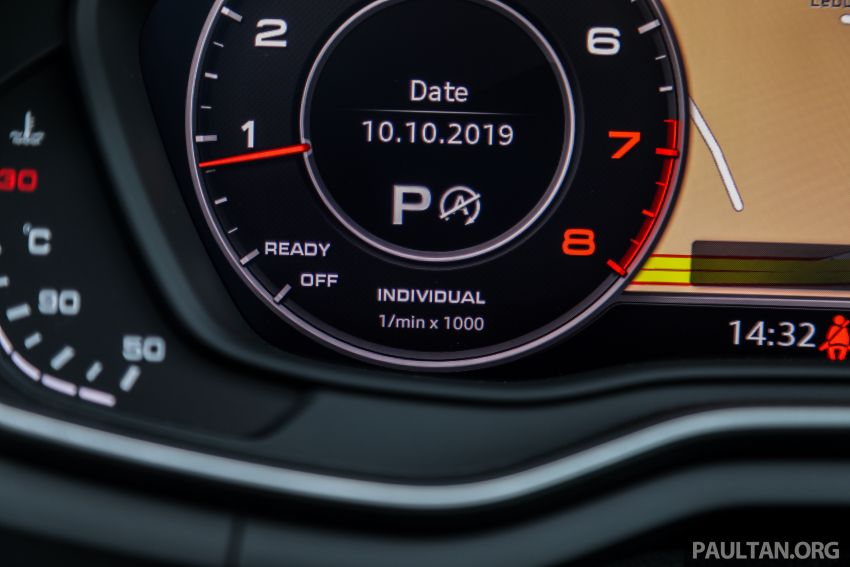 FIRST DRIVE: 2019 F5 Audi A5 Sportback in Malaysia Image #1036260