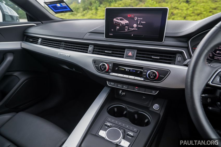 FIRST DRIVE: 2019 F5 Audi A5 Sportback in Malaysia Image #1036261